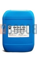 IP SINTIAX EXCLUSIVE 505 5W40 TANICA DA 20/LT