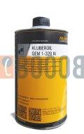 KLUBER KLUBEROIL GEM 1-320 N FLACONE DA 1/LT