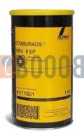 KLUBER STABURAGS NBU 8 EP FLACONE DA 1/KG