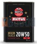 MOTUL CLASSIC OIL 20W50 FLACONE DA 2/LT