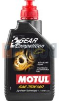 MOTUL GEAR COMPETITION 75W140 FLACONE DA 1/LT