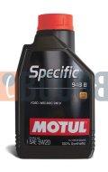 MOTUL SPECIFIC 948 B 5W20 FLACONE DA 1/LT