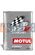MOTUL 300V CHRONO 10W40 FLACONE DA 2/LT