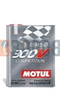 MOTUL 300V COMPETITION 15W50 FLACONE DA 2/LT