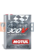 MOTUL 300V POWER RACING 5W30 FLACONE DA 2/LT