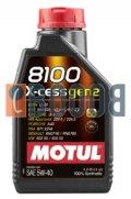 MOTUL 8100 X-CESS GEN2 5W40 FLACONE DA 1/LT