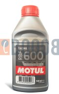 MOTUL RACING BRAKE FLUID 600 FLACONE DA 500/ML