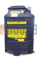 PPE ECOIL EURO 3 DUPLEX NERO CAPACITA` 260/LT