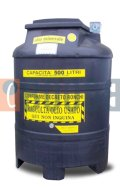 PPE ECOIL EURO 6 DUPLEX NERO CAPACITA` 500/LT