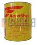 SHELL AEROSHELL GREASE 6 FLACONE DA 3/KG