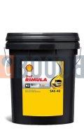 SHELL RIMULA R3+ 40 TANICA DA 20/LT