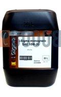 ENI I-SIGMA MONOGRADE 10W20 TANICA DA 20/LT