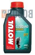 MOTUL OUTBOARD SYNTH 2T FLACONE DA 1/LT