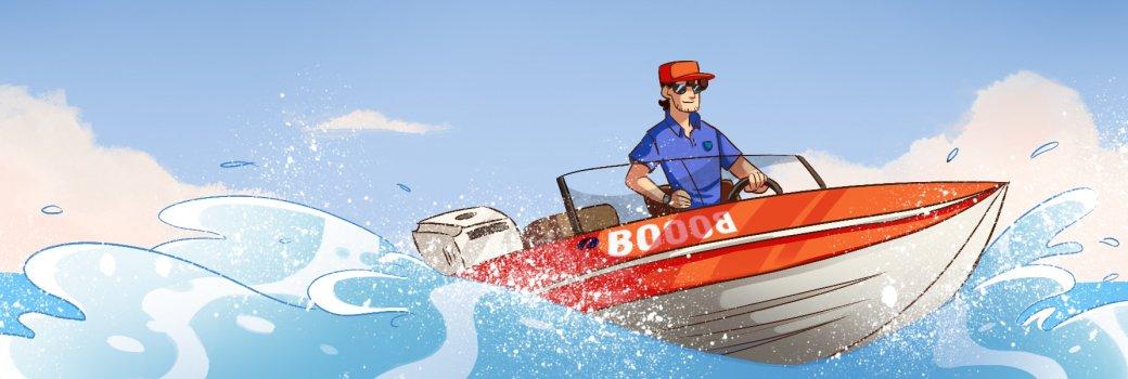 Lubrificante per barche a motore e yacht