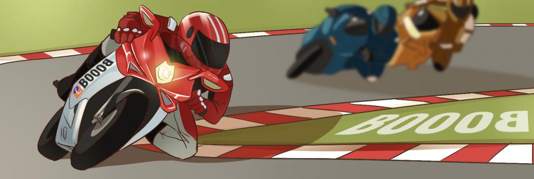 Olio per moto sportive